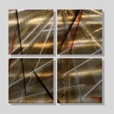 modern contemporary metal wall art