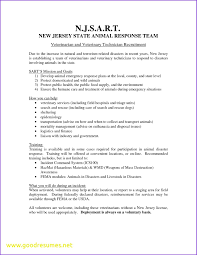 Nail Tech Resume Sample Best Of Vet Tech Resume Examples Cover