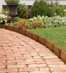 Small Picture Garden Bed Edging Ideas pueblosinfronterasus