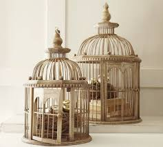 Inground Pool Deck Ideas Decorating With Bird Cages Decorating ...