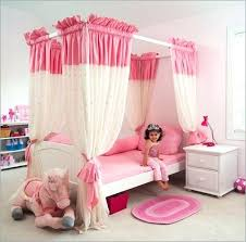 Little Girls Beds Awesome Canopy For Your Princess Inside Girl Bedroom Sets  Child Bedside Table Lamp