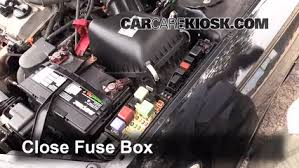 blown fuse check 1999 2003 toyota solara 2001 toyota solara sle 6 replace cover secure the cover and test component