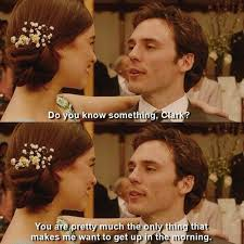 Me Before You Quotes Amazing Me Before You EVERYTHING ABOUT THE RELATIONSHIP BETWEEN CLARK AND