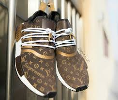 louis vuitton x adidas nmd. supreme x louis vuitton adidas nmd r1 speedy - @jonnnnnruiz (1) nmd n