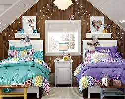 two girls bedroom ideas. Bedroom, Marvelous Teenage Girl Bedroom Ideas Ikea Two Sets Bed With Pillow Girls E