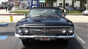 1960 Chevrolet Impala Convertible Frame Off Custom Audio FOR SALE ...