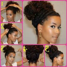 Natural Hairstyles Ponytails Natural Ponytail Hairstyles Beautiful Long Hairstyle