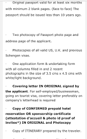 I Want To Travel To The Europe And I Need To Apply A Schengen Visa