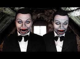 song ventriloquist dummy makeup tutorial billy the dummy dead