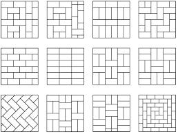 patio pavers patterns. Brilliant Patterns Paverpatterns_web And Patio Pavers Patterns