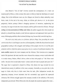 what makes a good school essay what makes a good school essay example for