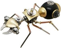 Amazon.com: <b>3D Metal</b> Mechanical Model, <b>Insect</b> Handicrafts for ...