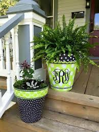 welcome spring 17 great diy flower pot ideas for front doors