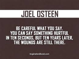 Words Quotes Enchanting Joel Osteen Words Quotes Inspiration Boost