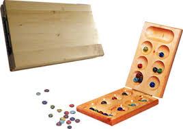 Mancala Wooden Board Game Mancala Game Sets Complete Mancala Game Sets in Solid Wood 77