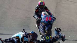 Worrying accident in Moto3 in Italy: rider Jason Dupasquier was transferred  by helicopter to a hospital - Market Research Telecast