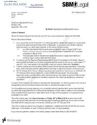 Letter Of Demand And Statement Of Claim Llb450 Civil