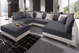 Sofa L Form Günstig Reizend Wohnlandschaft Ebay Tolles