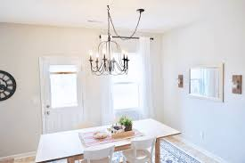 how to install a pendant light and swag it at tryeverythingblogcom dining room71