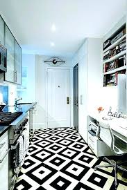 art deco flooring fabulous black and white floor tiles with small cabinet for kitchen uk art deco