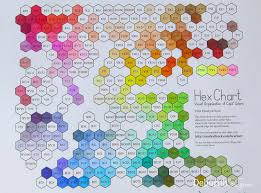34 True To Life Copic Ciao Chart