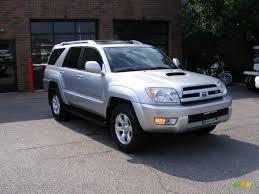 2005 Titanium Metallic Toyota 4Runner Sport Edition 4x4 #32466354 ...