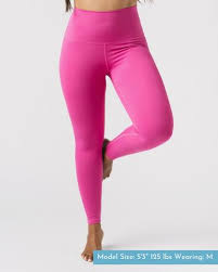 Zyia Light N Tight Hi Rise Crop Leggings In Racer Activevie