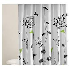 perry ellis asian lilly shower curtain free on orders over 45 com 12759081