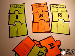 Second Grade Nest: Teaching NBT for 1st and 2nd