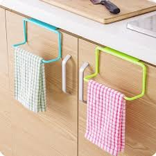 Furniture Home Dish Towel Holder Ideas Push And Grip Tea Towel