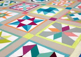 Modern Quilt Design: 7 Tips for Getting Started & Modern Sampler Quilt Adamdwight.com