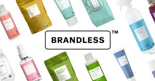 Brandless: Live Well. Take Care. Do Good.