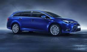 Toyota Avensis 2015 facelift: last throw of the dice? by CAR Magazine