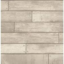 horizontal wood background. Simple Wood Weathered Grey Nailhead Plank Wallpaper In Horizontal Wood Background
