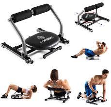 Golds Gym Wggcore16 Abfirm Pro Fitness Swivel Seat