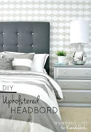 upholstered headboard ideas top headboard fabric tufted upholstered headboard tutorial upholstered headboard images