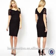Maternity Dress Patterns Stunning High Fashion Women Clothing Dress Patterns Black Lace Maternity