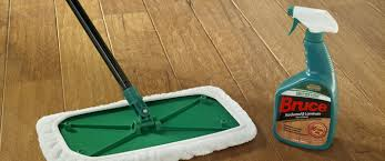 bruce hardwood floor cleaner