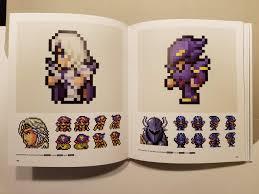 FF DOT: The Pixel Art of Final Fantasy ...