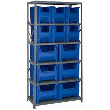 stackable storage shelves. Storage Shelf 12 Bin Image For Stackable Shelves