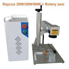 Worldwide popular 20W 30w 50w <b>Raycus</b> fiber laser marking ...