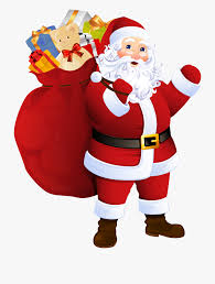 Santa Claus Download Png Clipart Transparent Santa Claus