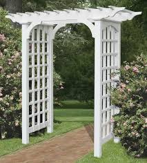 the various arbor designs for your enjoyable garden
