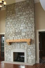 faux stone fireplace designs traditional corner fireplaces faced