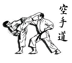 coloring pages karate coloring page pages printable free library best color images on book