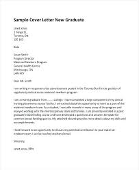 High School Graduate Cover Letter – Kappalab