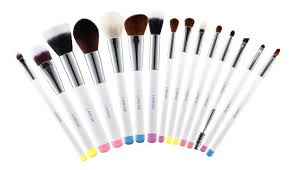 these late last year especially because the brand said they were designed for asian women i e smaller eye brushes to apply eyeshadow more precisely