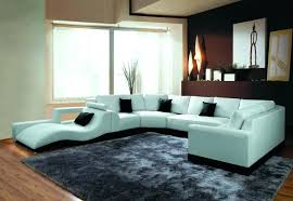 contemporary leather sectional sofa miami set 954 white italian sofas the ultimate convenience home desig