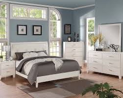 Modern Furniture Bedroom Sets Contemporary Cream Bedroom Set Tyler By Acme Furniture Ac22540set