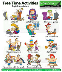 time and leisure activities woodward english time and leisure activities in english